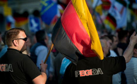 Xenophobia threatening peace in eastern Germany: govt