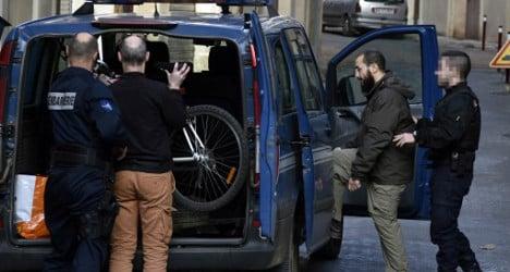 Swiss police arrest Algerian rebel wanted in France