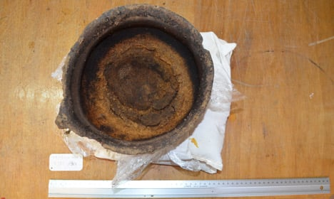 3,000-year-old stinky cheese found in Denmark