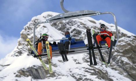 US trumps France as world's top ski destination