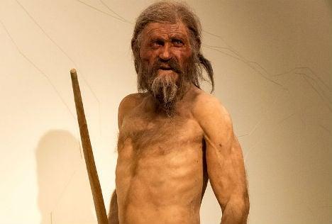 Stone Age mummy Ötzi still revealing secrets