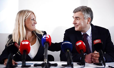 Meet Denmark's new anti-immigration party