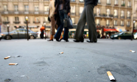 Watch out Paris: Anti-incivility brigade hits the streets