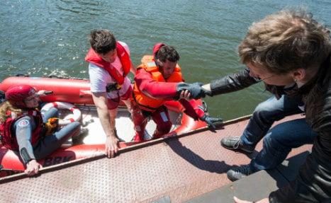 Libya to free German aid workers held by coastguard