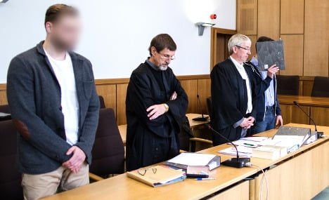 Fireman gets 6 years in jail for refugee home arson