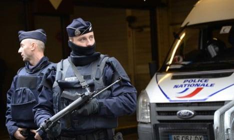 Paris police arrest two teens 'planning terror attacks'