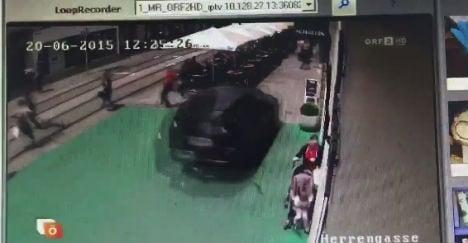Trial of 'mentally disturbed' killer driver begins in Graz