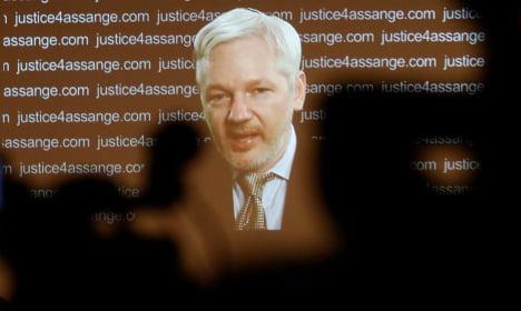 Ecuador sets date for Assange's questioning