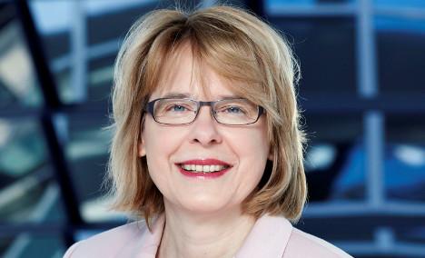 Merkel party MP under fire for using Nazi propaganda term