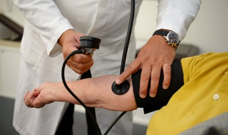 Germans go to doctor WAY too much, says insurer