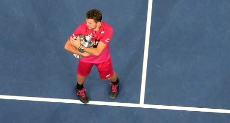 Stantastic Wawrinka clinches US Open