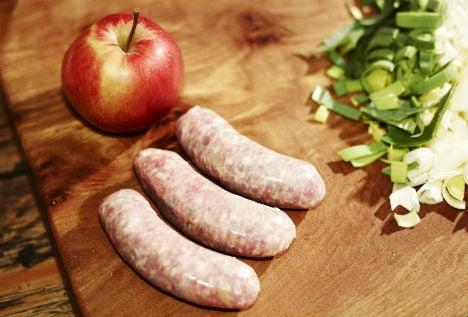 'Britwurst' sausages find a following in Austria