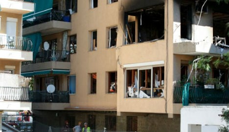 One dead and 14 injured in blast at Spanish resort