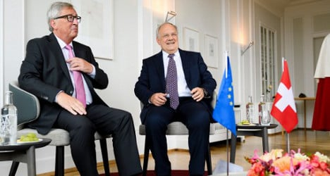 Swiss-EU negotiations resume but no deal yet