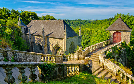 The top spots around France according to Airbnb visitors
