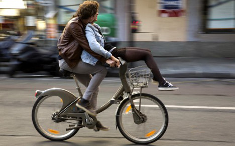 Paris coughs up '€15 million a year' to pay for Velib' bikes