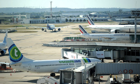 Flights cancelled in France as labour reform strikes return