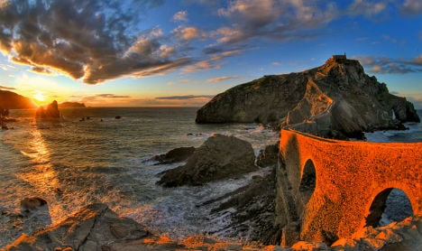 Ten incredible Spain locations for Game of Thrones season 7
