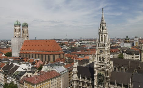 Munich at high risk of housing bubble: report