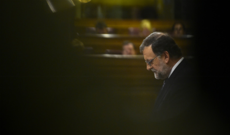 Spain's Socialists refuse to go easy on Rajoy once in power