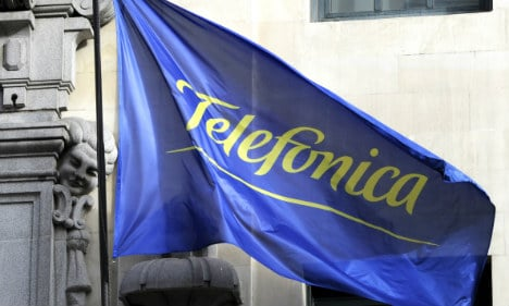 Telefonica issues 2-bln-euro bonds after IPO flop