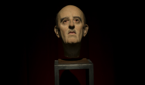 New Franco sculptures get egged in Barcelona