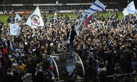 Malmö's 19th Swedish title sets Champions hopes alight