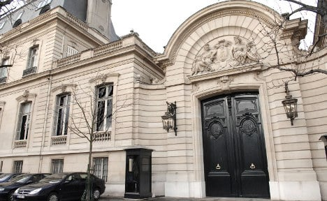 Private mansions: The lodging of choice for celebs in Paris