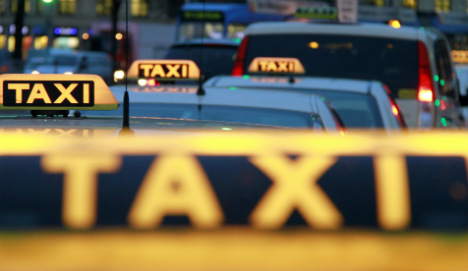 Munich taxi driver in hospital after attack by British tourists