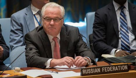 French Aleppo plan faces Russia rival in UN