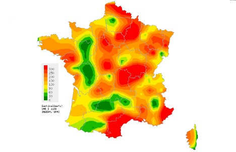 Stomach flu epidemic hits France three months early