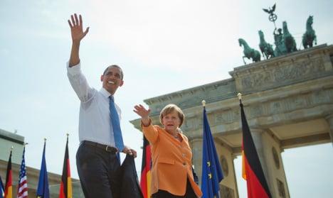 Obama to visit Berlin in last presidential trip to Germany