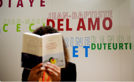 Five things not to miss at the Frankfurt Book Fair
