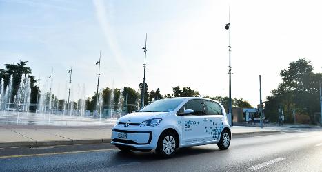 Geneva car share scheme could help reduce city traffic