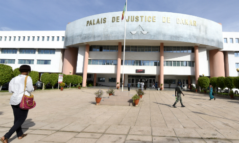 Frenchman held in Dakar over 'insulting' Islam