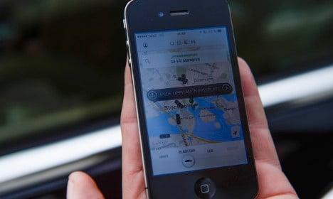 60 former UberPOP drivers convicted in Sweden