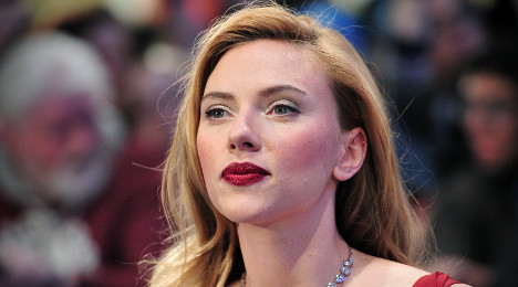 Scarlett Johansson to run Paris gourmet popcorn shop