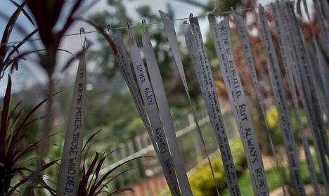 Rwandan genocide suspect held in Sweden