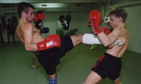 Swedish youth centre organised 'fight clubs'