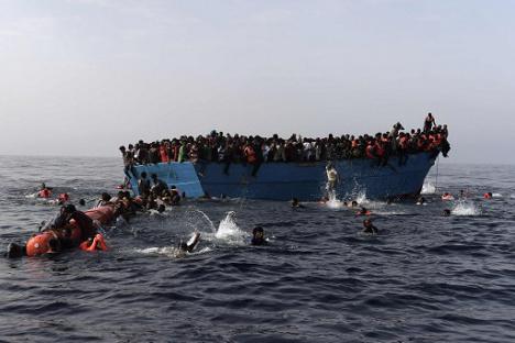 At least 32 migrants dead off Libya: coastguard