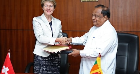 Deal agreed with Sri Lanka over repatriations