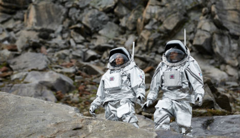Austrian glacier serves as study for future life on Mars