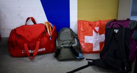 Switzerland opens doors to refugees from Greece