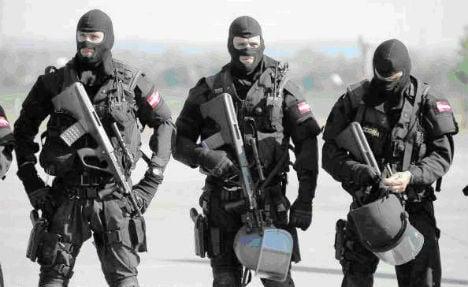 Austria faces 'heightened danger' of terror attack