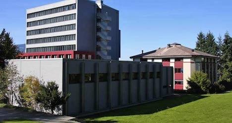 Future asylum centre damaged in deliberate act