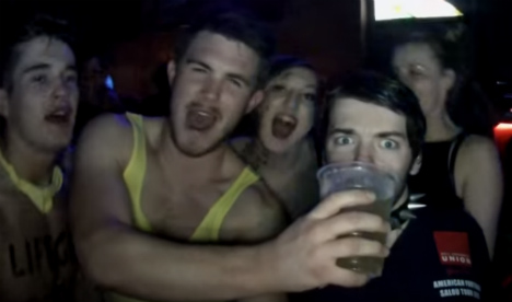 Saloufest calls time on drunken student parties