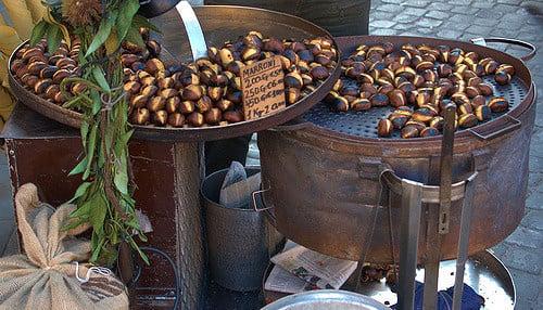 Wasps and weather threaten Italian chestnuts