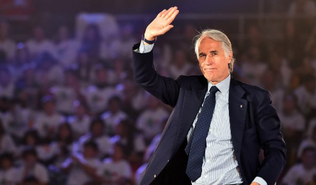 Italy officially abandons Rome Olympic bid