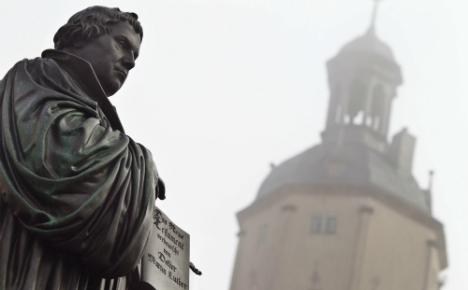 Lutheran Church kicks off Reformation anniversary year