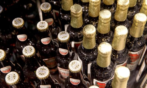 Finland's Stockholm embassy accused of peddling booze